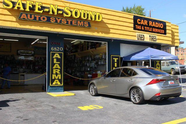 Safe N Sound Auto Systems Inc Hyattsville Md