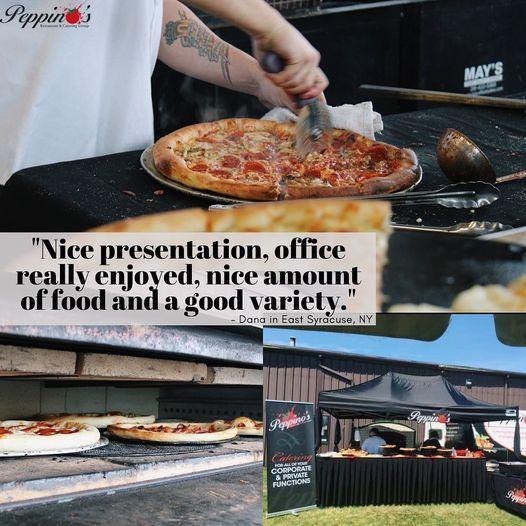 Peppino's Restaurant & Catering | Pizza | Syracuse, NY