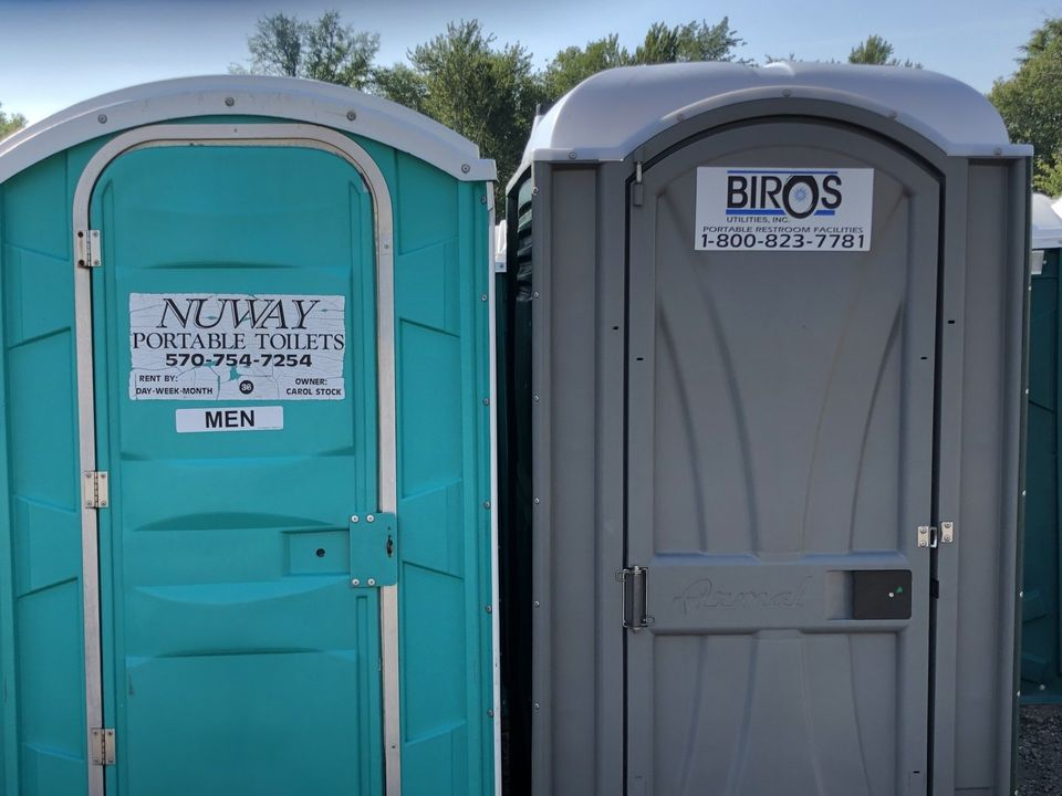 Biros Utilities Inc | Portable Toilets | Sheppton, PA