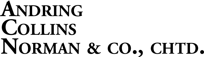 Andring Collins Norman & Co Chtd - logo