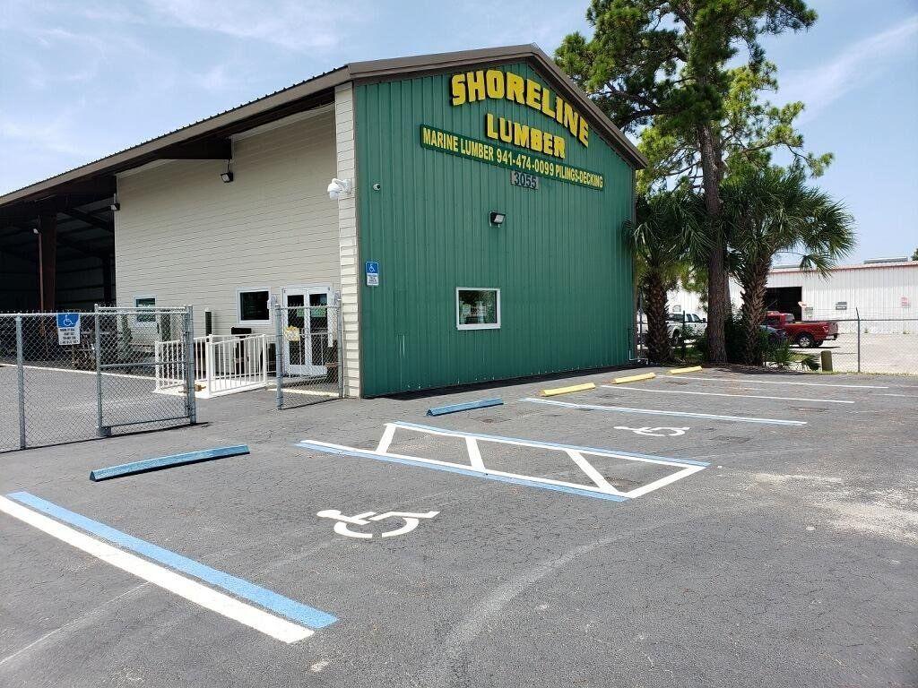 Contact Shoreline Lumber Inc - Boat Decking Contractors in ...