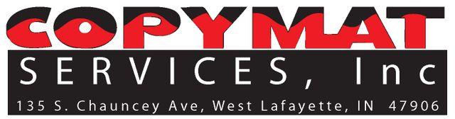 Copymat Services Inc Printer West Lafayette In