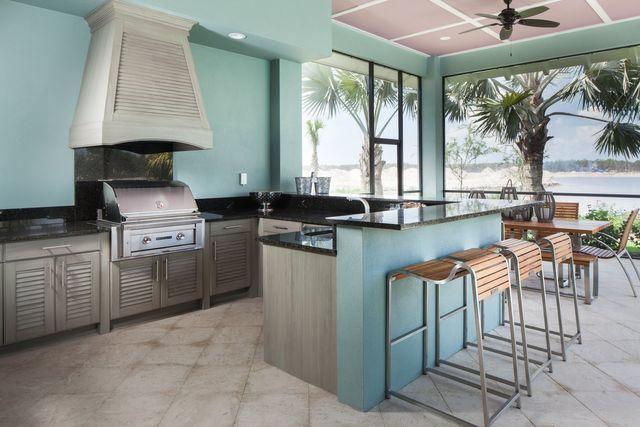 Custom Outdoor Kitchen Designs Ft Myers Naples Fl Built In Grills