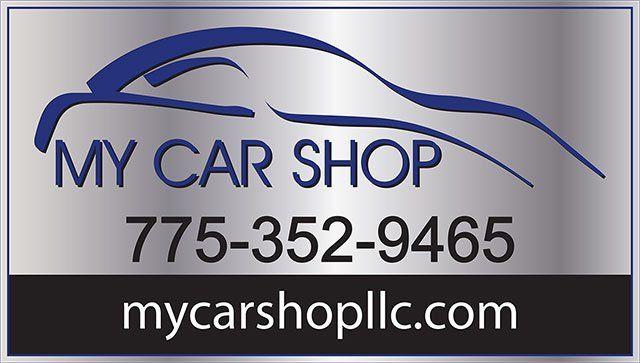 My Car Shop Auto Repair Shop Sparks Nv