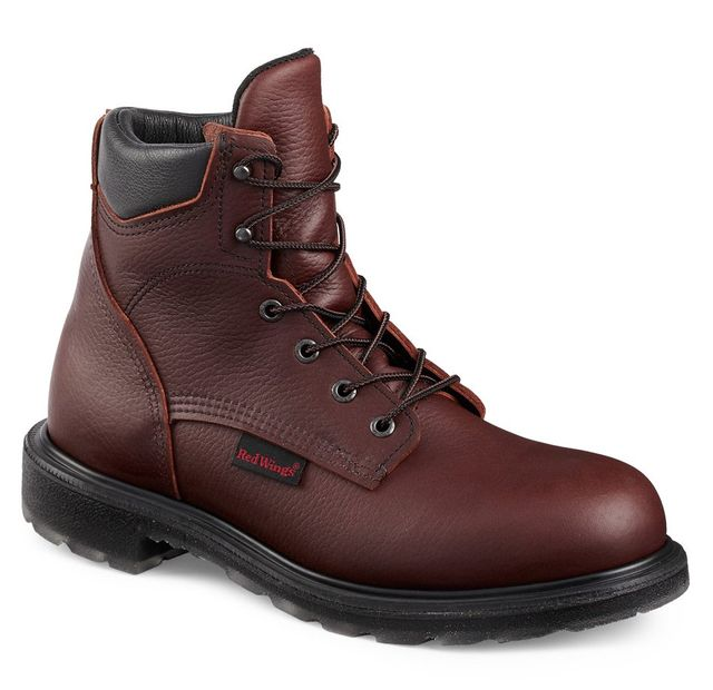 Red Wing Work Boots   Steel-Toe Boots