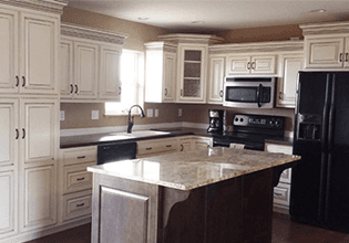 Cabinet Service Custom Cabinets Center Point Ia