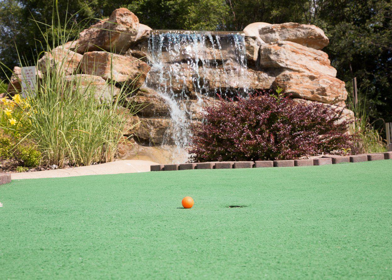 miniature golf course  mini golf  savoy il