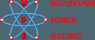Mountain Power Electric - Logo