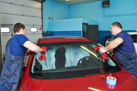 The Windshield Guy | Auto Body Shop | Farmington Hills, MI