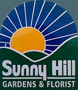 Sunny Hill Gardens & Florist logo