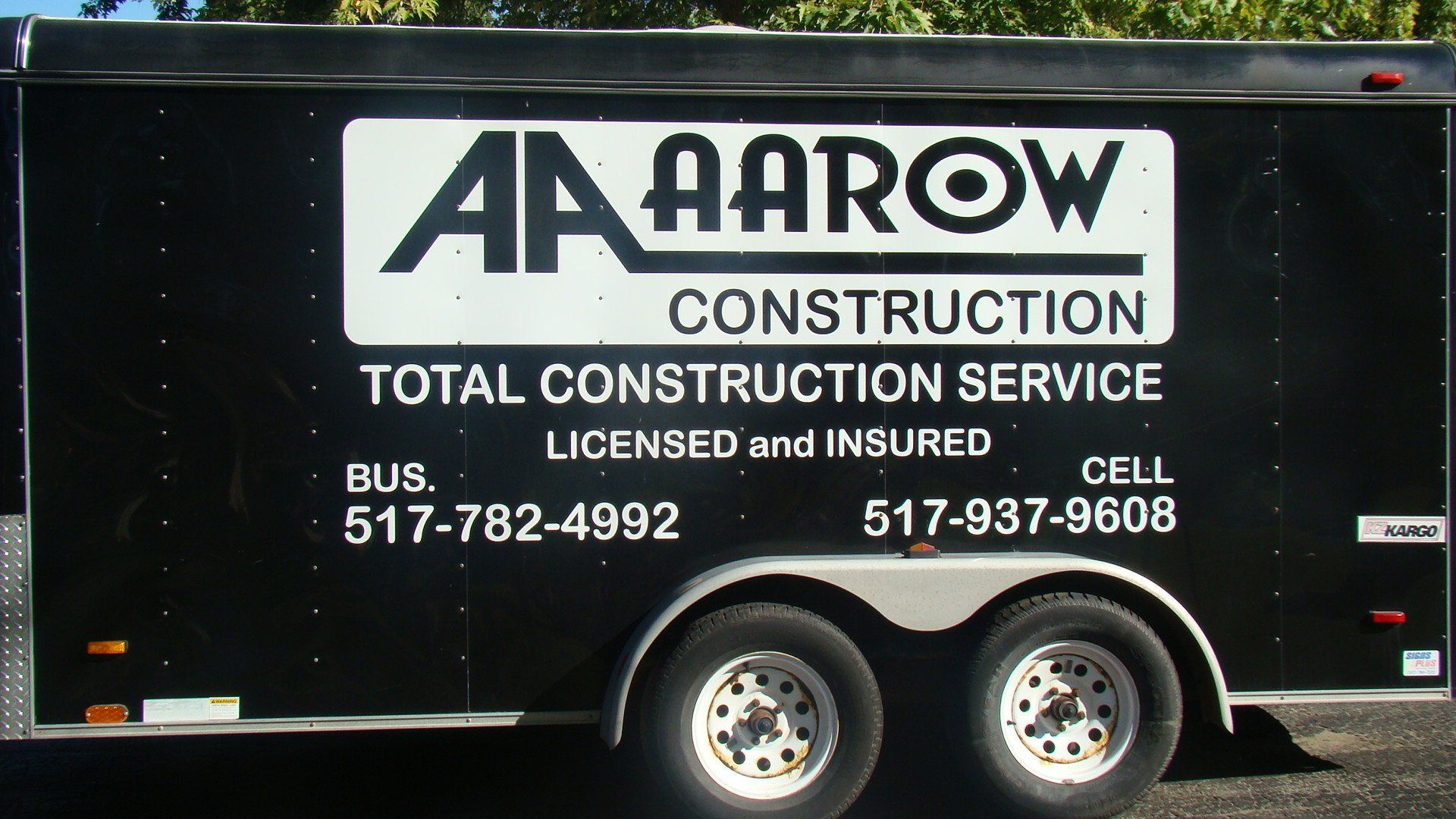 Aarow Construction Company
