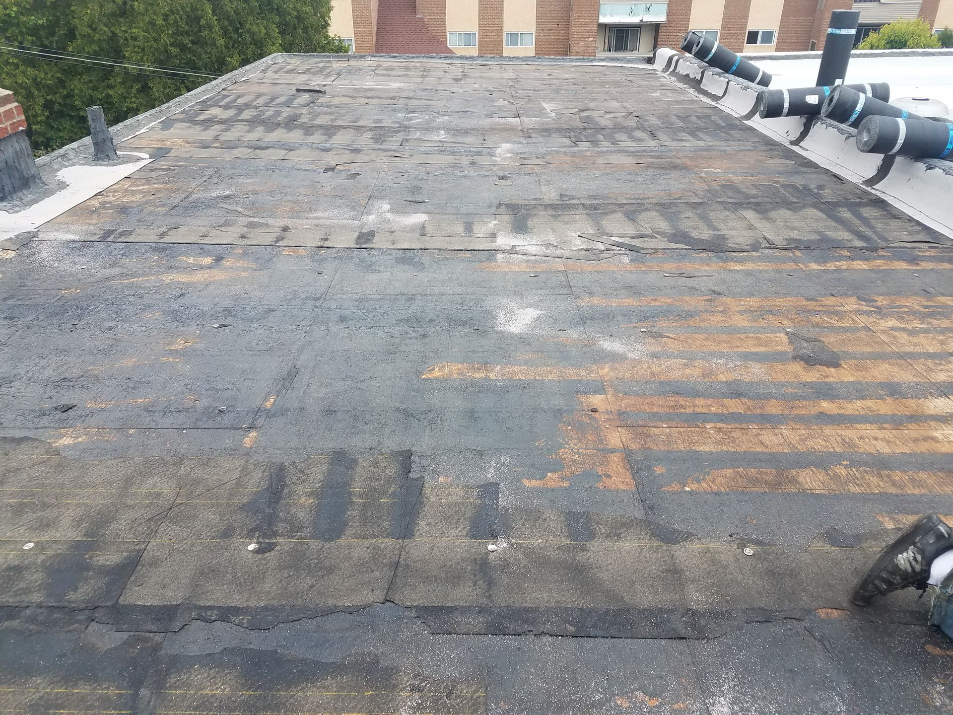 Roofing | Rubber and Shingle Roofs | Philadelphia, PA