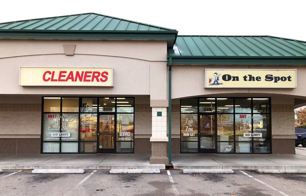 On The Spot Cleaners Tailoring Services Meridian Id