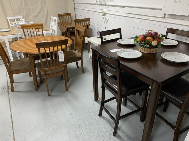 Dining Room Furniture Tables Chairs Springfield Oh