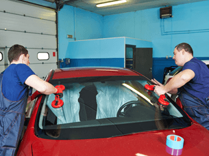 Auto Glass Leads
